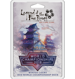Fantasy Flight Games World Championships 2018 Pack