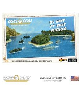Warlord Games US Navy PT Boat Flotilla