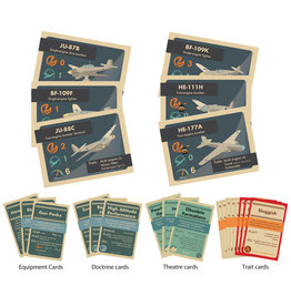 Warlord Games Luftwaffe Expansion Pack
