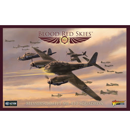 Warlord Games Me 410 Squadron