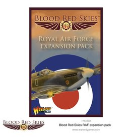 Warlord Games RAF Expansion Pack