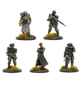 Warlord Games Hauptmann Heinrich Gross