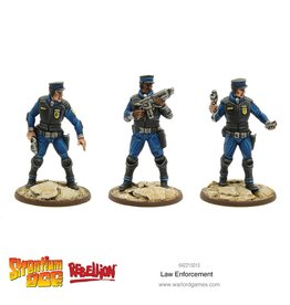 Warlord Games Law Enforcement