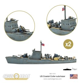 Warlord Games US Coastal Cutter Subchaser