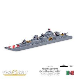 Warlord Games Italian Marinefahrprahm F-Lighter
