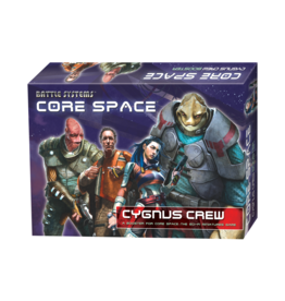 Battle Systems Cygnus Crew
