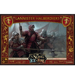 CMON Ltd Lannister Halberdiers