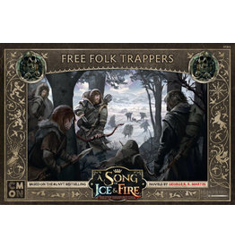 CMON Ltd Free Folk Trappers