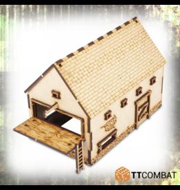 TT COMBAT Barn (25mm)