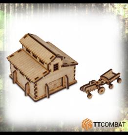TT COMBAT Barn (15mm)