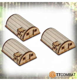 TT COMBAT Billet Huts (15mm)