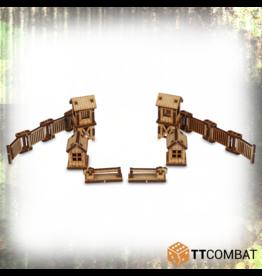 TT COMBAT Checkpoint (15mm)