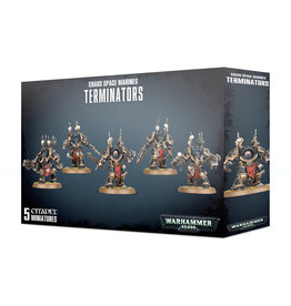 Games Workshop Chaos Terminators
