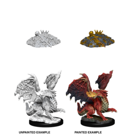 Wizkids Red Dragon Wyrmling (Wave 10)