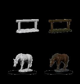 Wizkids Horse & Hitch (Wave 10)