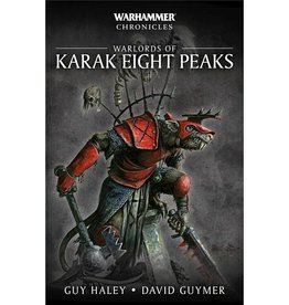 Games Workshop Warlords Of Karak Eight Peaks (SB)