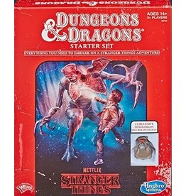 Hasbro Stranger Things D&D Starter Set