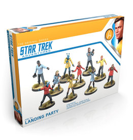 Modiphius Entertainment Star Trek Landing Party