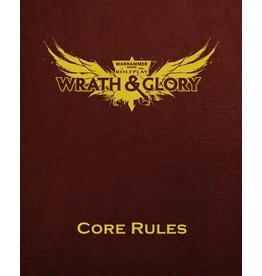 Ulisses Spiele Wrath & Glory Core: Limited Edition Core Rulebook (HB)