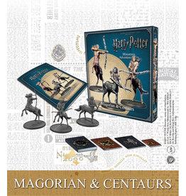 Knight Magorian & Centaurs
