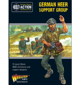 Warlord Games Heer Support Group