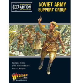 Warlord Games Soviet Support Group