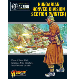 Warlord Games Hungarian Honved Division Section (Winter)
