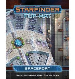 Paizo Flip-Mat Starship: Spaceport