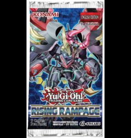 Konami Rising Rampage BOOSTER PACK
