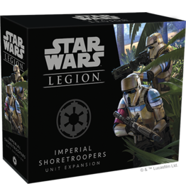 Fantasy Flight Games Imperial Shoretroopers Unit Expansion