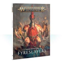 Games Workshop Battletome: Fyreslayers (HB) (EN)