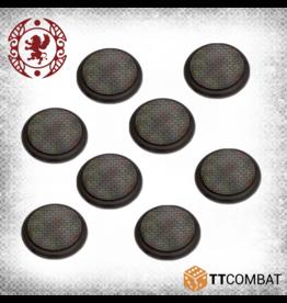 TT COMBAT 50mm Cobblestone Bases