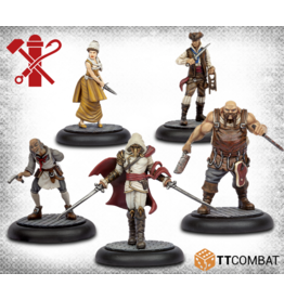 TT COMBAT The Guild Starter Gang