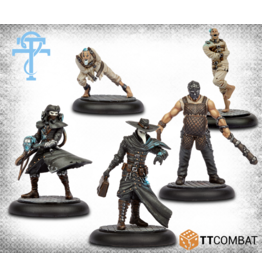 TT COMBAT The Doctors Starter Gang