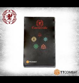 TT COMBAT Magic Cards