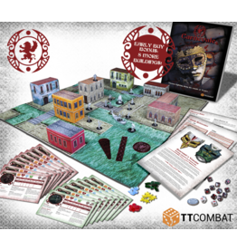 TT COMBAT Carnevale 2-Player Starter Box