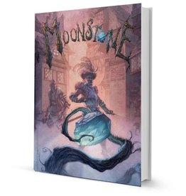 Goblin King Games Moonstone Rulebook