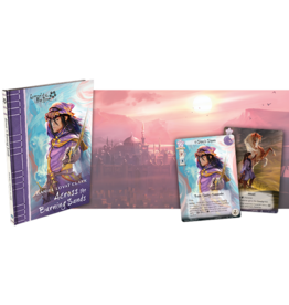 Fantasy Flight Games Across the Burning Sands Novella