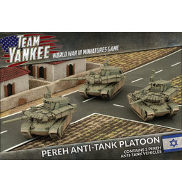 Battlefront Miniatures Oil War – Pereh Anti-tank Platoon