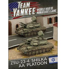 Battlefront Miniatures Oil War – ZSU-23-4 Shilka AA Platoon