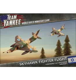 Battlefront Miniatures Oil War – Skyhawk Fighter Flight