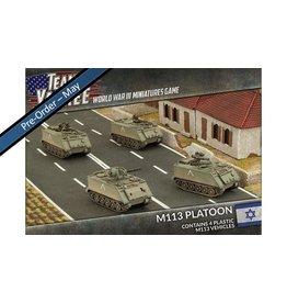 Battlefront Miniatures Oil War – M113 Platoon (Israel)