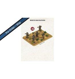 Battlefront Miniatures Oil War – Redeye SAM Platoon