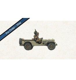 Battlefront Miniatures Oil War – Recce Jeep Platoon