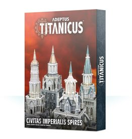 Games Workshop Civitas Imperialis Spires