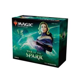 Wizards of the Coast War of the Spark Bundle
