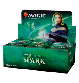 Wizards of the Coast War of the Spark Booster Box