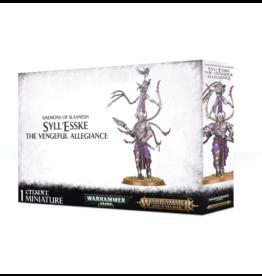 Games Workshop Syll'esske, Daemon Prince/Herald