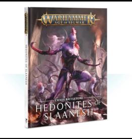 Games Workshop Battletome: Hedonites Of Slaanesh (HB) (EN)