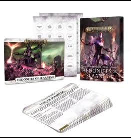 Games Workshop Warscrolls: Hedonites Of Slaanesh (EN)